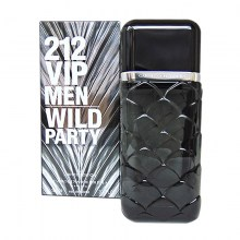 perfume hombre 212 vip wild party de carolina herrera 100ml