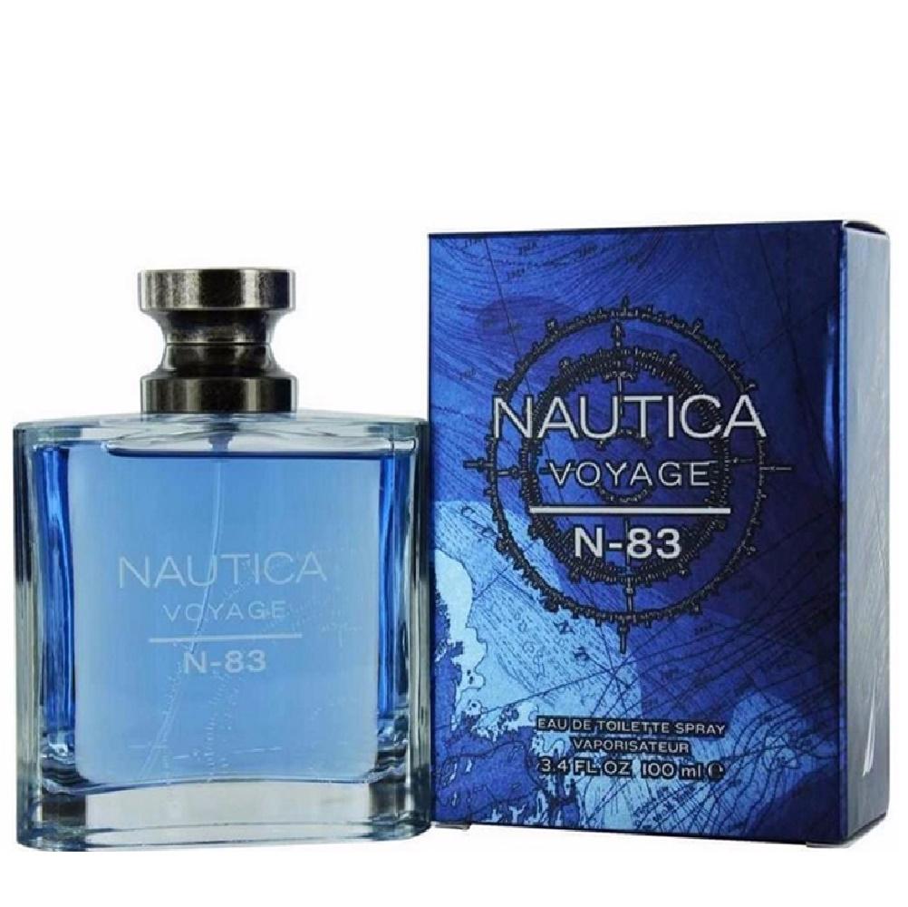 0d9df68af Nautica - Voyage N-83 (100ml). Precio:$ 90.000